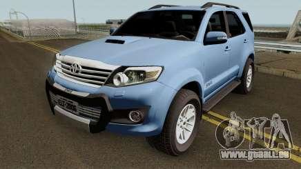 Toyota Hilux SW4 SRV 4X4 3.0 Turbo 2014 pour GTA San Andreas
