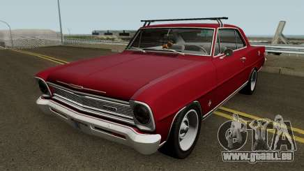 Chevrolet Nova II SS 1966 für GTA San Andreas