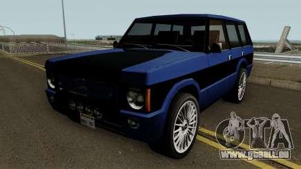 Huntley Custom pour GTA San Andreas