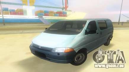 Toyota Granvia pour GTA Vice City