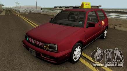 Volkswagen Golf Mk3 TDI 1994 (US-Spec) für GTA San Andreas