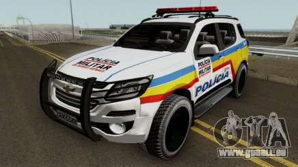 Chevrolet Trailblazer PMMG pour GTA San Andreas
