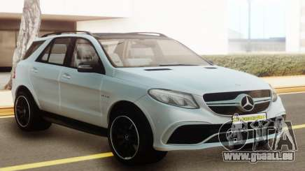 Mercedes-Benz GLE 63S Offroad pour GTA San Andreas