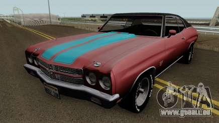 Chevrolet Chevelle SS Normal 1970 für GTA San Andreas