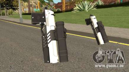 Pistol From SZGH pour GTA San Andreas
