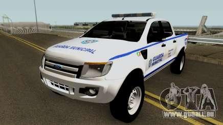 Ford Ranger Guarda Municipal de Canoas pour GTA San Andreas