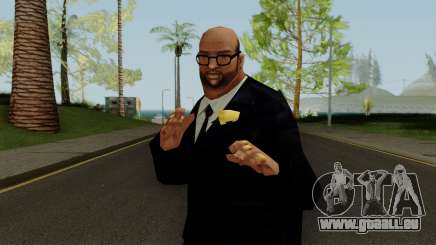 PS2 LCS JD Suit Skin pour GTA San Andreas