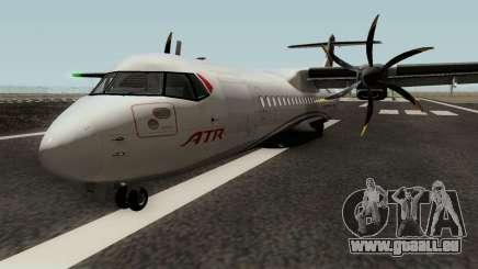 ATR 72-500 pour GTA San Andreas