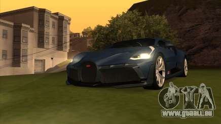 Bugatti Divo 2018 für GTA San Andreas