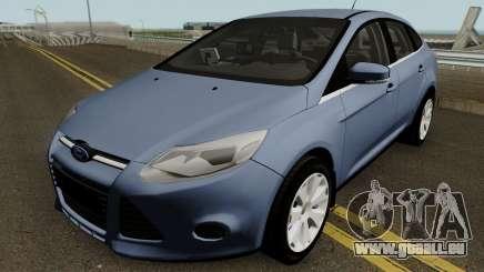 Ford Focus 2018 pour GTA San Andreas