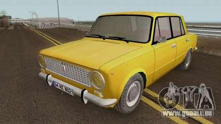 Fiat 124 HQ pour GTA San Andreas