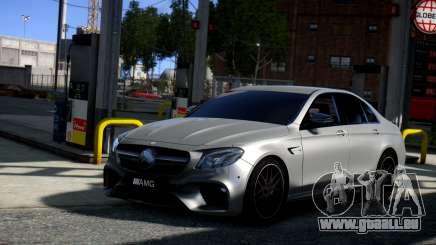 Mercedes-Benz E63S AMG pour GTA 4