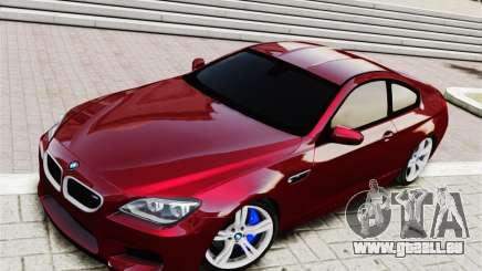 BMW M6 F13 für GTA 4