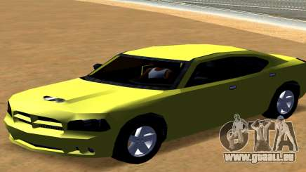 Dodge Charger 2010 pour GTA San Andreas