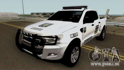 Ford Ranger Brazilian Police (Forca Gaucha) pour GTA San Andreas
