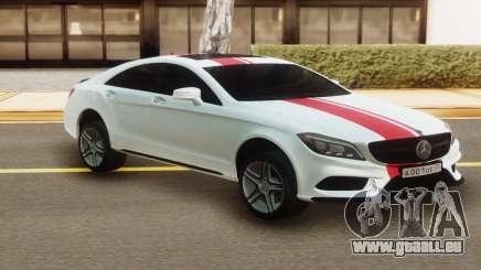 Mercedes-Benz CLS500 AMG pour GTA San Andreas
