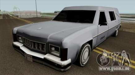 Romero Funerary TCGTABR für GTA San Andreas