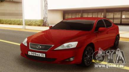 Lexus IS 250 V6 für GTA San Andreas