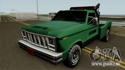 Towtruck Guincho TCGTABR für GTA San Andreas