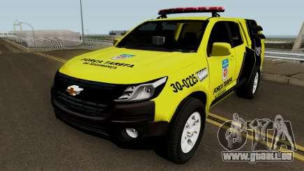 Chevrolet S-10 Forca Tarefa pour GTA San Andreas