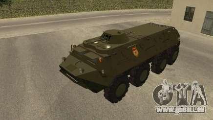 BTR 60 für GTA San Andreas