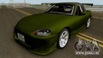 Omiya Satoshi NB8C pour GTA San Andreas