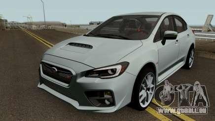 Subaru WRX STI 2016 IVF pour GTA San Andreas