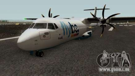ATR 72-600 Flybe Livery pour GTA San Andreas