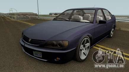 Declasse Merit GTA IV pour GTA San Andreas