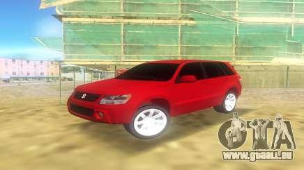 Suzuki Grand Vitara pour GTA Vice City