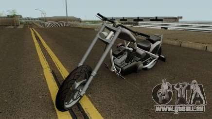 Diabolus de GTA 4 EFLC con Texturas Arregladas pour GTA San Andreas