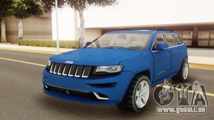 Jeep Grand Cherokee SRT 2014 für GTA San Andreas
