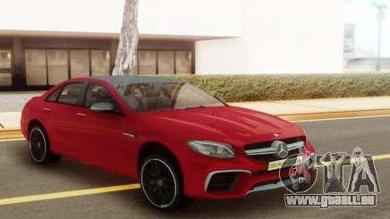 Mercedes-Benz E63S für GTA San Andreas