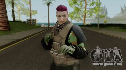 GTA Online Random Skin 11 (Battery) pour GTA San Andreas