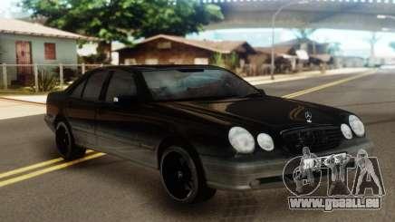 Mercedes-Benz E55 W210 AMG pour GTA San Andreas