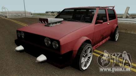 BF Club GTR (SA Style) v1 pour GTA San Andreas