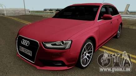 Audi A4 Avant HQ für GTA San Andreas