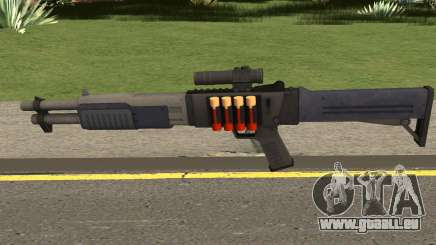 Chromegun From SZGH für GTA San Andreas
