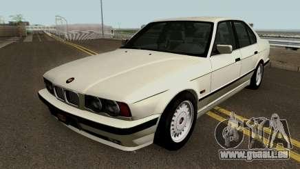 BMW 525i E34 Drift Car 1995 pour GTA San Andreas