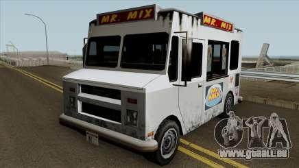 MrWhoop Snack Truck TCGTABR für GTA San Andreas