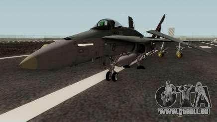 RAAF 2OCU FA-18A 1942-2012 pour GTA San Andreas
