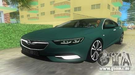 Opel Insignia 2018 für GTA Vice City