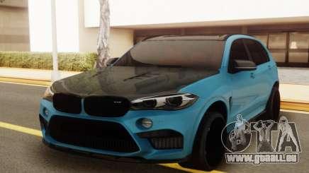BMW X5 Carbon pour GTA San Andreas