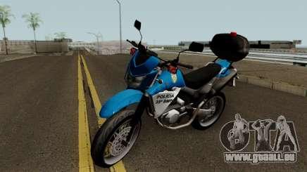 XT600 PMERJ SA Style pour GTA San Andreas