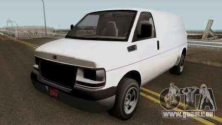 Vapid Speedo Custom And Armored GTA V pour GTA San Andreas