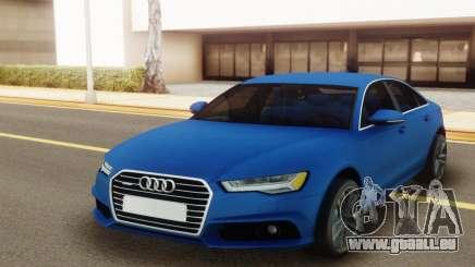 Audi A6 2017 für GTA San Andreas