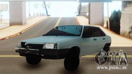 VAZ 21099 VUS pour GTA San Andreas