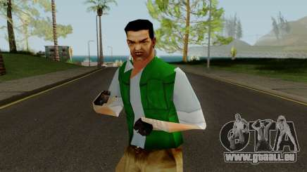 PS2 LCS Beta Toni Outfit 1 pour GTA San Andreas