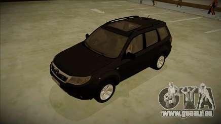 Subaru Forester 2012 V2 pour GTA San Andreas