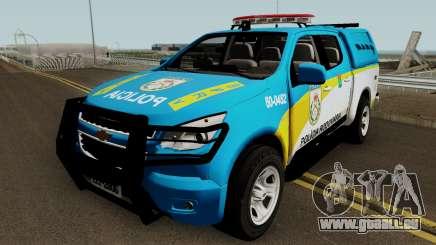Chevrolet S10 PMERJ BPRv pour GTA San Andreas